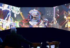 Fremde Neue Welt  –  Das Spiel der Spiele | Atelierbesuch