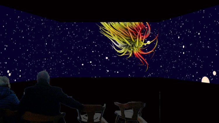 Flug des Kondors | Atelierbesuch