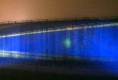 Lichtsicht 4 | Large Projection