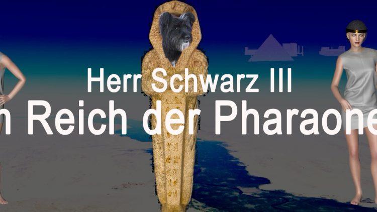 Herr Schwarz III – Im Reich der Pharaonen | Trailer