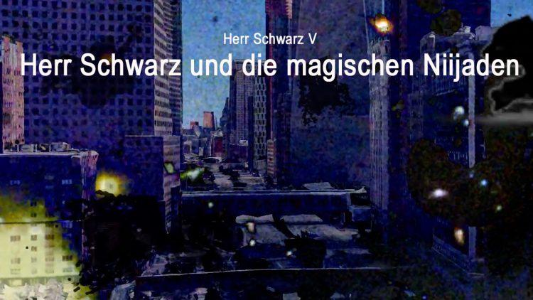 Herr Schwarz und die magischen Niijaden | Trailer